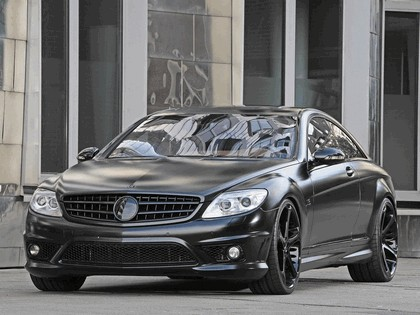 2010 Mercedes-Benz CL65 AMG Black Edition by Anderson Germany 2