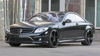 2010 Mercedes-Benz CL65 AMG Black Edition by Anderson Germany 9