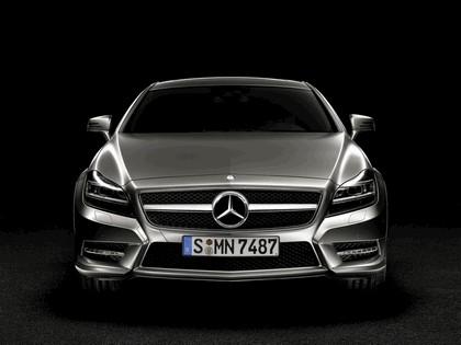 2010 Mercedes-Benz CLS 1