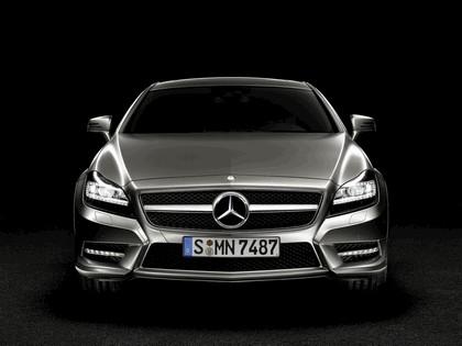 2010 Mercedes-Benz CLS 4