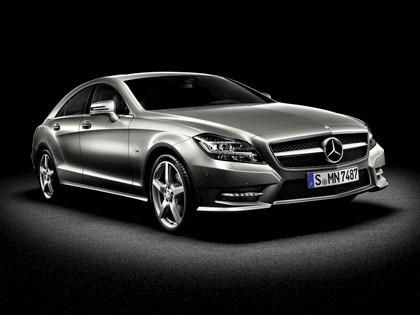 2010 Mercedes-Benz CLS 7