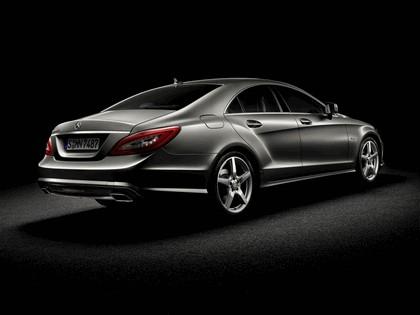 2010 Mercedes-Benz CLS 8