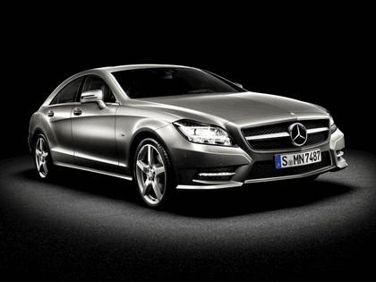 2010 Mercedes-Benz CLS 9
