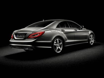 2010 Mercedes-Benz CLS 10