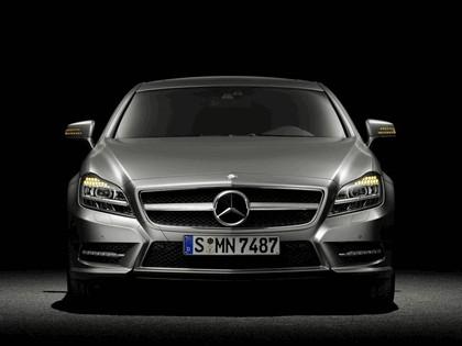 2010 Mercedes-Benz CLS 12
