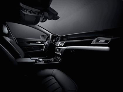 2010 Mercedes-Benz CLS 37