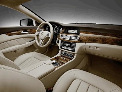 2010 Mercedes-Benz CLS 39
