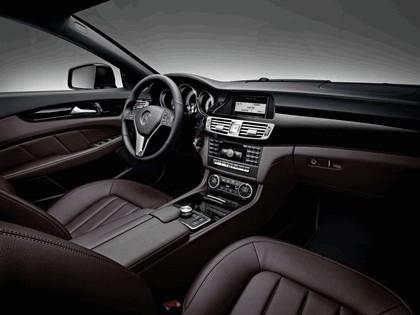 2010 Mercedes-Benz CLS 40