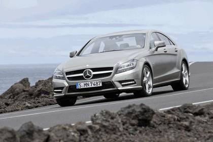 2010 Mercedes-Benz CLS 44