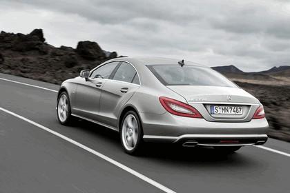 2010 Mercedes-Benz CLS 46