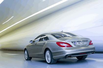 2010 Mercedes-Benz CLS 57