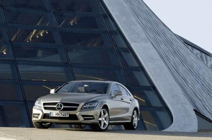 2010 Mercedes-Benz CLS 64
