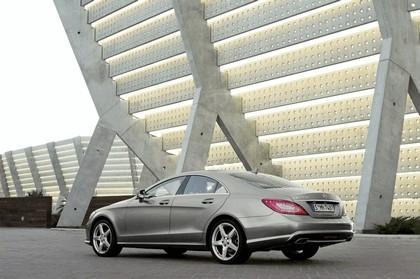 2010 Mercedes-Benz CLS 67