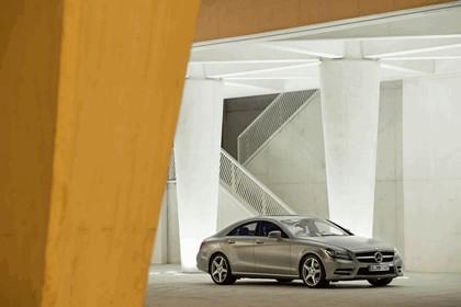 2010 Mercedes-Benz CLS 70