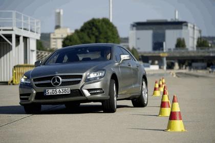 2010 Mercedes-Benz CLS 72