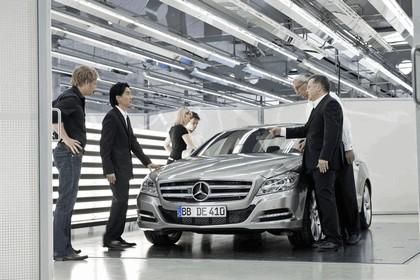 2010 Mercedes-Benz CLS 77
