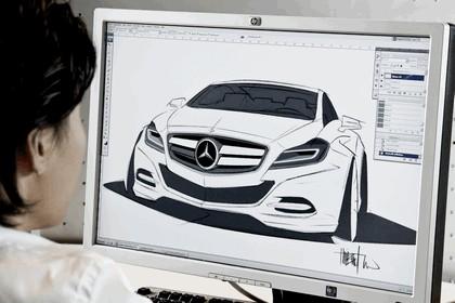 2010 Mercedes-Benz CLS 84