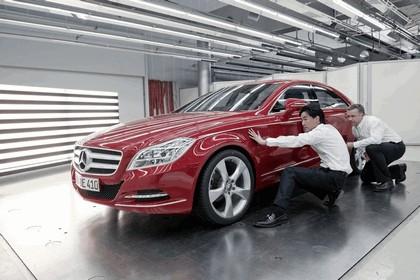 2010 Mercedes-Benz CLS 93