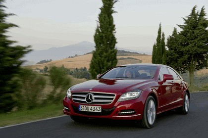 2010 Mercedes-Benz CLS 96