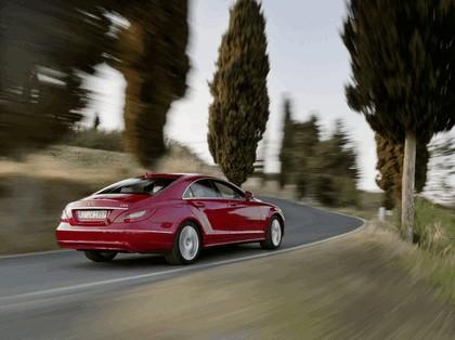 2010 Mercedes-Benz CLS 98