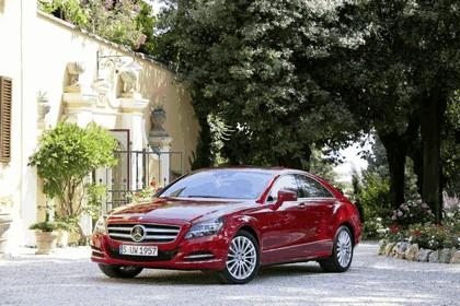 2010 Mercedes-Benz CLS 100