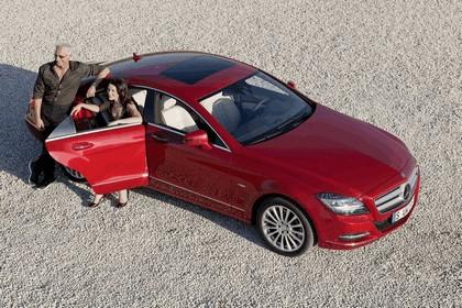 2010 Mercedes-Benz CLS 106