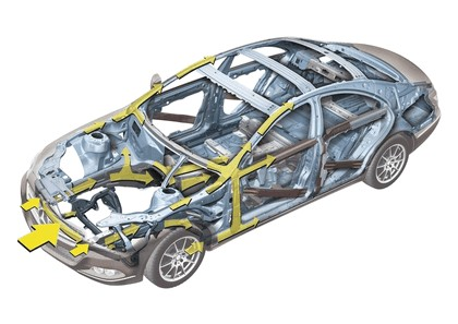 2010 Mercedes-Benz CLS 110