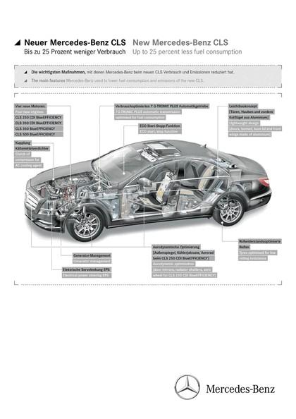 2010 Mercedes-Benz CLS 112