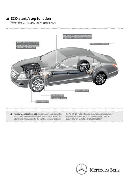 2010 Mercedes-Benz CLS 116