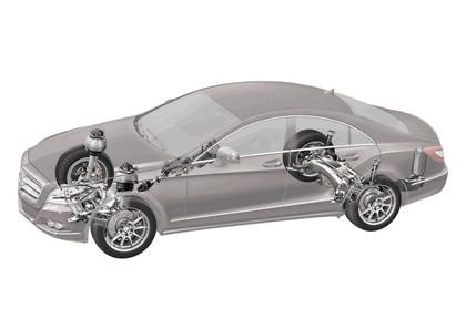 2010 Mercedes-Benz CLS 117
