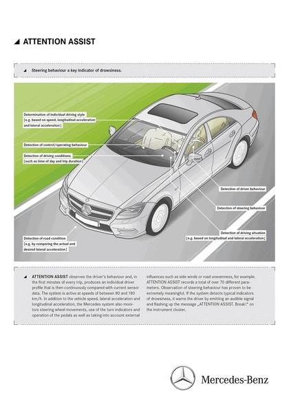 2010 Mercedes-Benz CLS 120