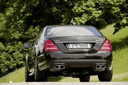 2010 Mercedes-Benz S63 AMG 6