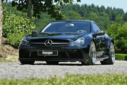 2010 Mercedes-Benz SL63 AMG Black Saphir by INDEN-Design 1
