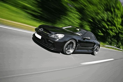 2010 Mercedes-Benz SL63 AMG Black Saphir by INDEN-Design 2