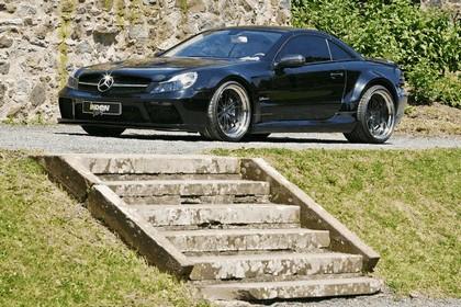 2010 Mercedes-Benz SL63 AMG Black Saphir by INDEN-Design 4