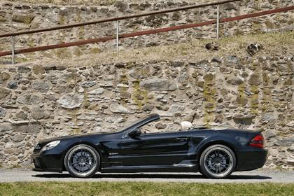 2010 Mercedes-Benz SL63 AMG Black Saphir by INDEN-Design 5