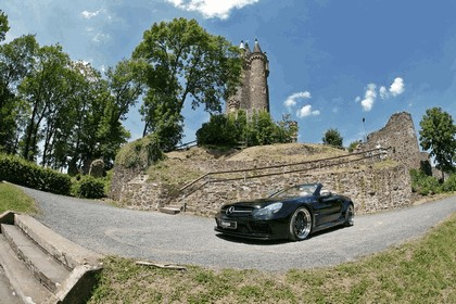 2010 Mercedes-Benz SL63 AMG Black Saphir by INDEN-Design 10
