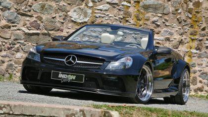 2010 Mercedes-Benz SL63 AMG Black Saphir by INDEN-Design 9