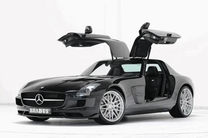 2010 Mercedes-Benz SLS AMG by Brabus 1