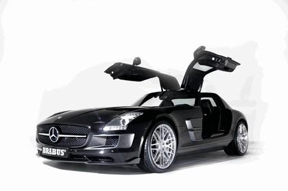 2010 Mercedes-Benz SLS AMG by Brabus 2