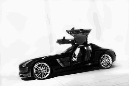 2010 Mercedes-Benz SLS AMG by Brabus 3