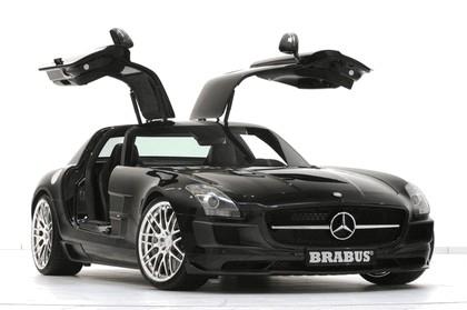 2010 Mercedes-Benz SLS AMG by Brabus 5