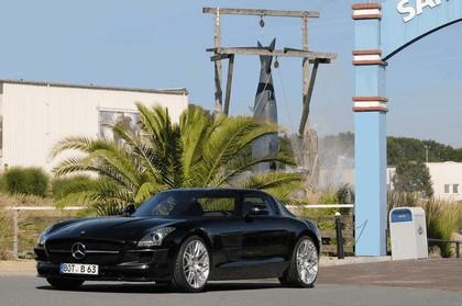 2010 Mercedes-Benz SLS AMG by Brabus 30