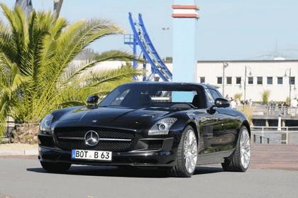 2010 Mercedes-Benz SLS AMG by Brabus 31