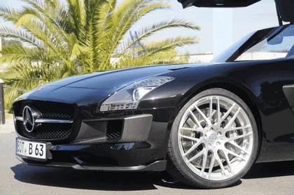 2010 Mercedes-Benz SLS AMG by Brabus 37