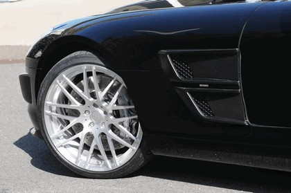 2010 Mercedes-Benz SLS AMG by Brabus 38