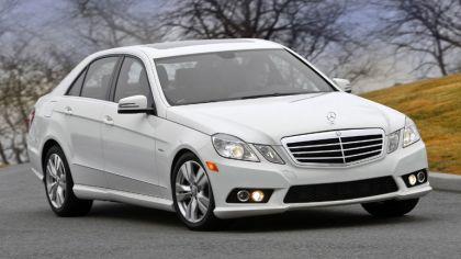 2009 Mercedes-Benz E350 BlueTec ( W212 ) - USA version 7