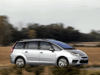 2010 Citroën C4 Grand Picasso 12