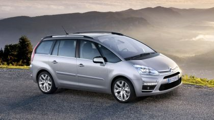 2010 Citroën C4 Grand Picasso 3