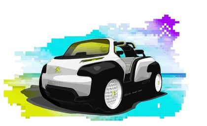 2010 Citroen Lacoste concept 1